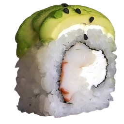 California Veggie Roll