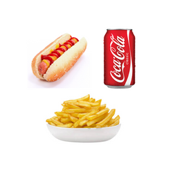 Paquete Premium HotDog Bacon