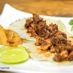 Tacos Al Pastor 180gr 4a5 Tacos