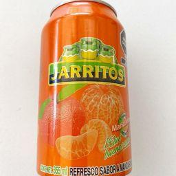 Jarrito de Lata Sabor Mandarina 355 ml