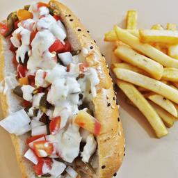 Hot Dogs Salchicha Schubling