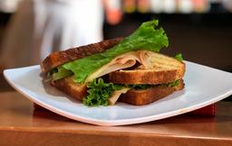 Especial Roma -  Sandwich o Cuernito