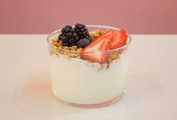 Yogurt frutos rojos