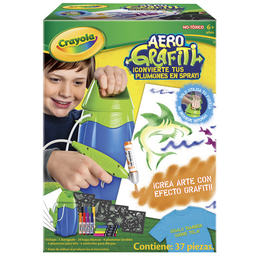 Crayola Aerografiti 8727