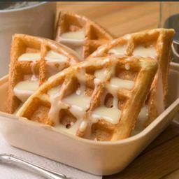 Waffles Lechera