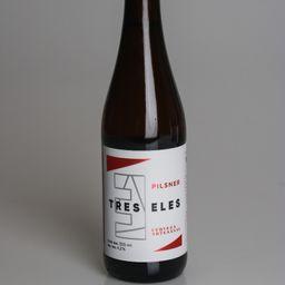 Tres Eles Pilsner 355 ml