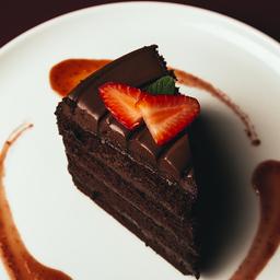 Pastel de Triple Chocolate