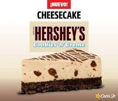 Cheesecake Hershey's Cookies 'N' Creme