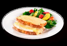 Sandwich Cinco  Quesos