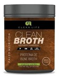 Suplemento Clean Broth 500G