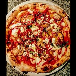 Dos Pizzas del Pastore
