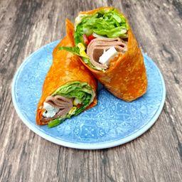 Wrap Vegano/Vegetariano