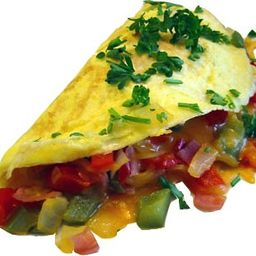Omelette Vegetariano