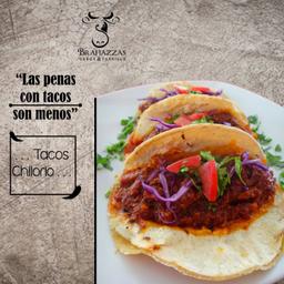 Tacos al Estilo Sinaloa