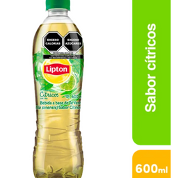 Lipton Ice Tea Cítricos 600 ml