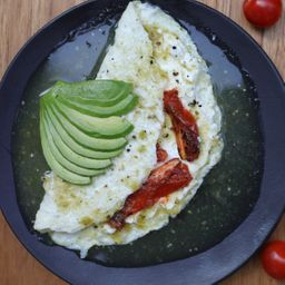 Omelette hass