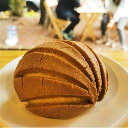 Concha de Chocolate