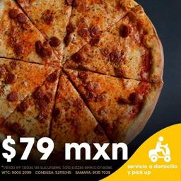 Pizza Promo $79