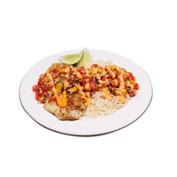 Filete Tropical con Mango