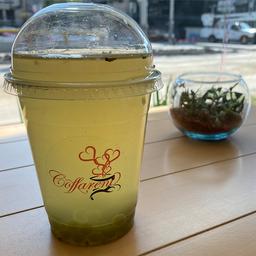 Bubble Tea Té Verde