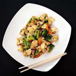Pollo con Verduras Wok 25