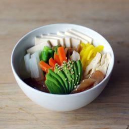 Yasai Chisashi Vegetariano