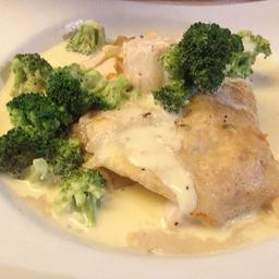 Pollo con Brócoli y Queso