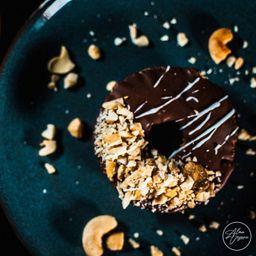 Donas de Cacao Veganas