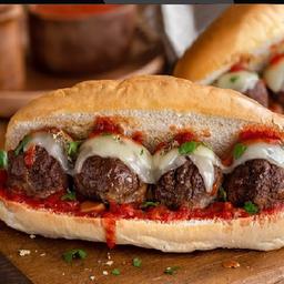Meat Ball Sandwich