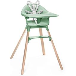 Stokke Silla Alta Clikk High Chair Verde Edad 6-36 Meses