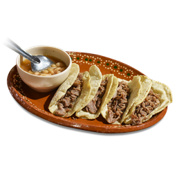 Orden Tacos Bistec