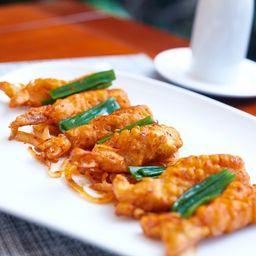 Camarones Dragon