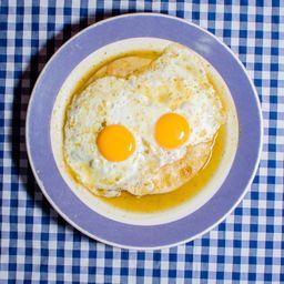 Huevos Patrona