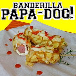 Banderilla Papa-Dog