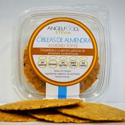 Obleas de Almond Toffee