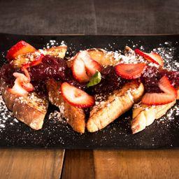 Pan Francés de Frutos Rojos