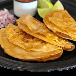 Tacos de Barbacoa Dorado