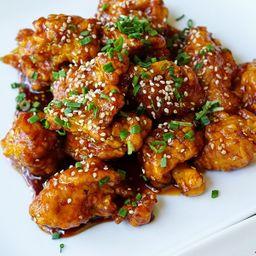 !La Especialidad de la Casa! Pollo Hunan.