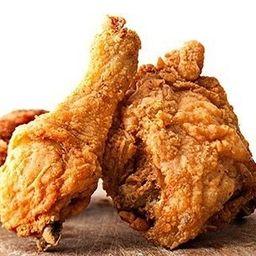 Piezas De Pollo Frito