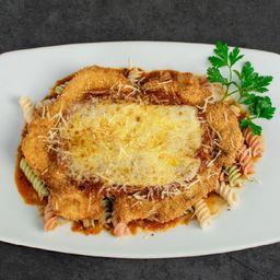 2x1 Pechuga Parmesana