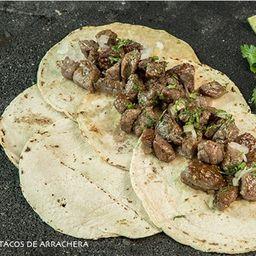 Tacos de Arrachera 180gr 4a5 Tacos