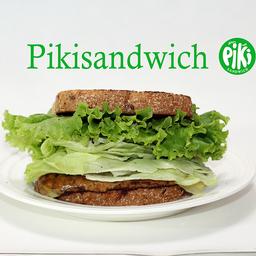 Sándwich Piki Empanizado