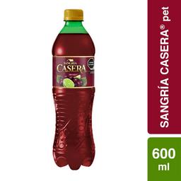 Sangria Casera 600ml.