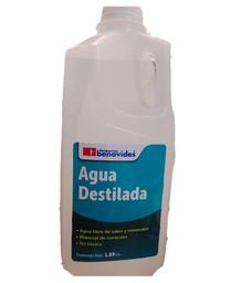 Agua Destilada Benavides