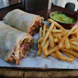 Burrito de New York