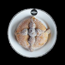 Pan de Muerto: dulce de leche y nuez de macadamia