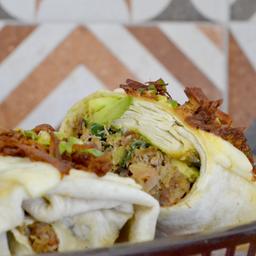 Burrito con Sabor del Norte