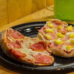 Pizzalletes de Pepperoni