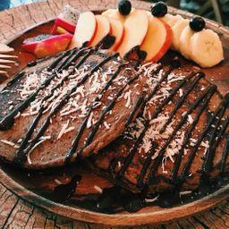 Hot Cakes de Avena y Proteína