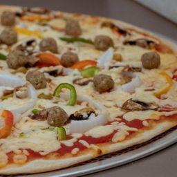 Pizza Grande Eccolo Qua